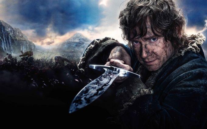 Bilbo Baggins In The Hobbit 3 http://beyondhdwallpapers.com/bilbo-baggins-in-the-hobbit-3-wallpaper/ #Wallpapers #Movies #TheHobbit #HD #2014 #BilboBaggins