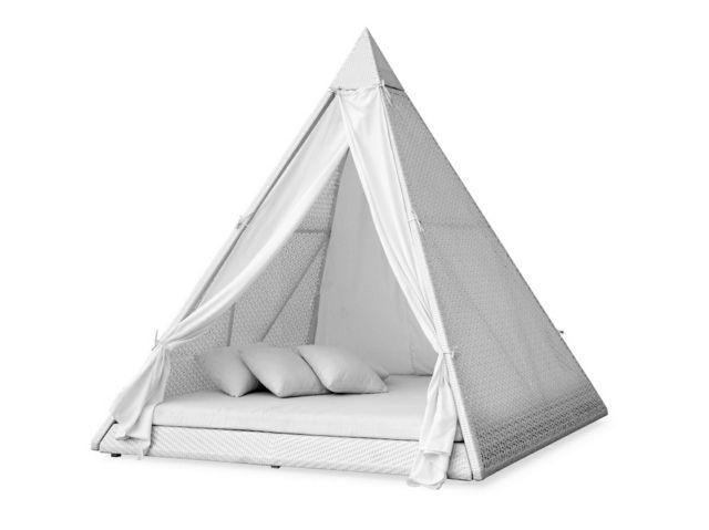 Lit A Baldaquin Pour Sommeil Royal : Id� es sur le thème lits de tente camping