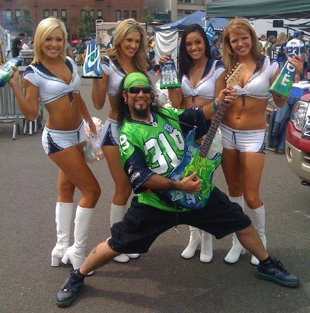 Sea Gals Like Cowbells!!!