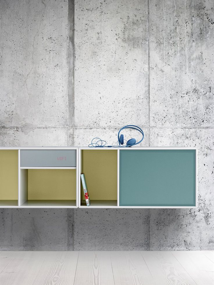 TvHifi unit by Montana. You can create everything.  www.mootic.pl