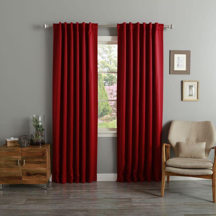 1000 Ideas About 3 Window Curtains On Pinterest Window