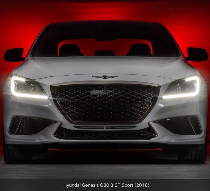 Hyundai Genesis G80 3.3T Sport