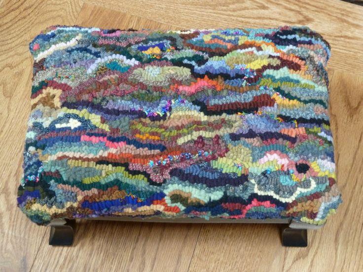 120 Best Rug Hooking Stools Pillows Purses Coasters