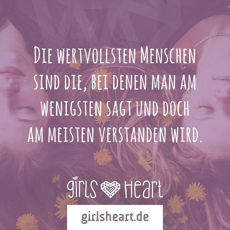 Mehr Sprüche auf: www.girlsheart.de    #freunde #geschwister #freundinnen…