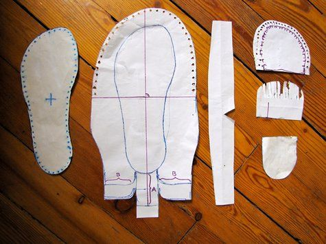 Diy Moccasins For Women Leather And The Project