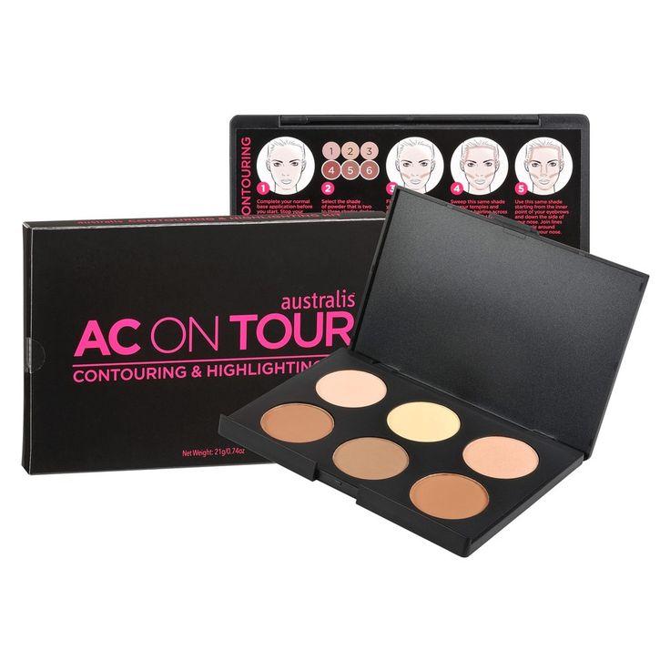 Australis AC ON TOUR Kit 21 g
