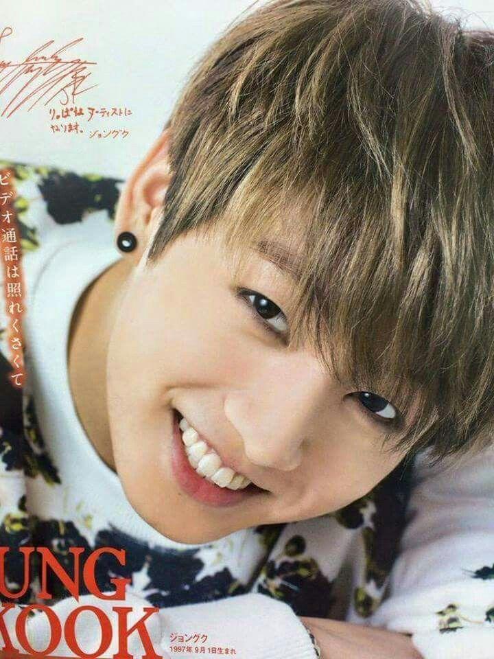 Jungkook ~ this smile *-*
