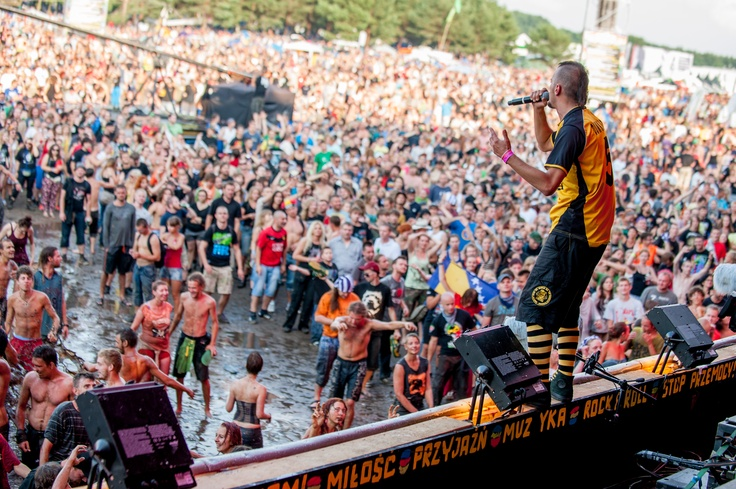 18th Woodstock Festival Poland - Dubioza Kolektiv