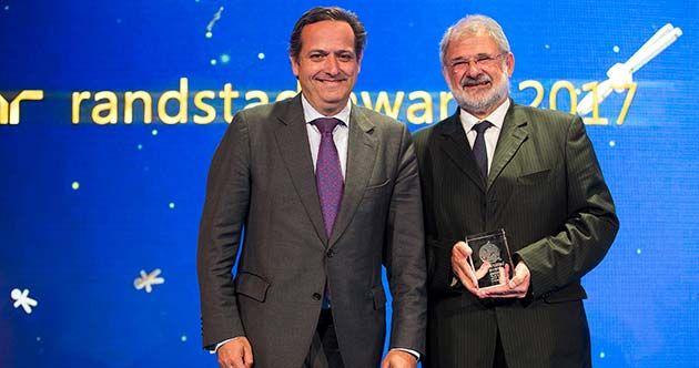 """La octava edición del estudio de la consultora recursos humanos, Ranstad, señala como """"compañías más atractivas para trabajar"""" a Nestlé, en la categoría de Alimentación y Bebidas, e Hipercor y El Corte Inglés, en los sectores de Retail Alimentación y Retail Textil, respectivamente. La entrega de los galardones tuvo lugar el jueves 18 de mayo en el Círculo de Bellas Artes de Madrid, y en la cita se reconoció a Mercedes Benz con el premio absoluto Ranstad Award"""