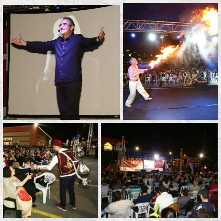 #BeylikdüzüMigros AVM, ziyaretçilerine Mahya Işıkları Gösterisini Sunay Akın'ın eşsiz sunumu ile renklendirerek keyifli bir ramazan akşamı yaşattı.