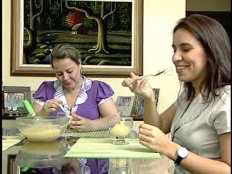 VT Receita Manjar Casca Abacaxi, reportagem Chinima Kelly (TV Vitória, R...