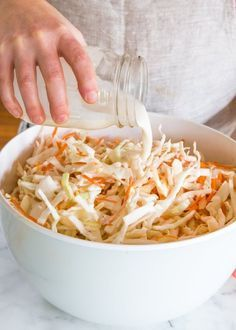 How To Make 3 Easy Coleslaw Dressings
