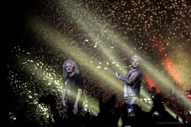 Queen + Adam Lambert: Wembley Arena, London - Naomi Dryden-Smith reviews the Wembley Arena show for Louder Than War