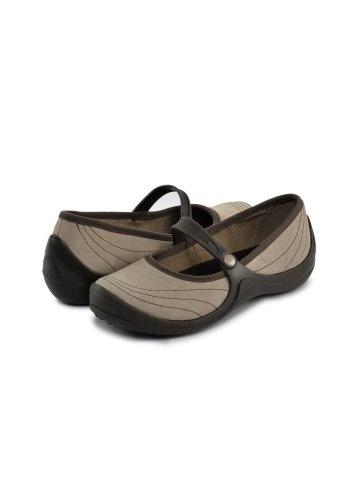 Crocs. I've actually never had a pair of CROCs n my wardrobe.