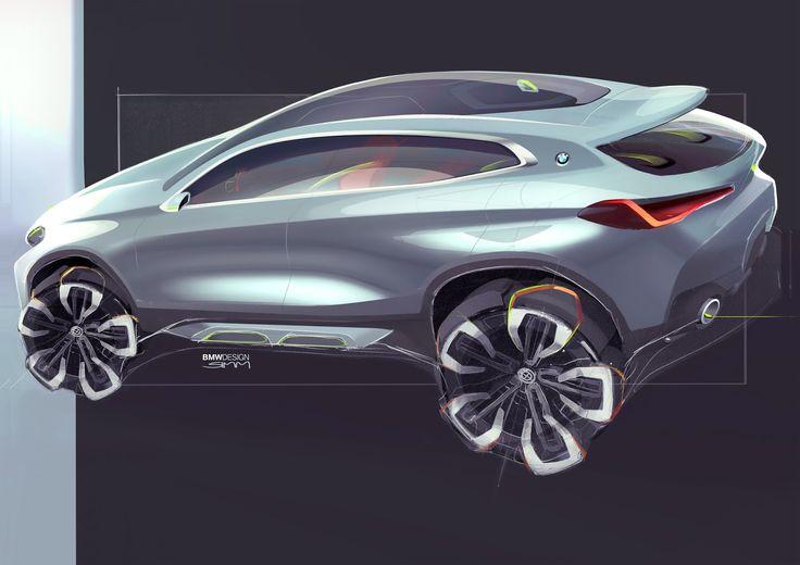 Press+sketch+BMW+Concept+X2+Simm+2.jpg (1600×1131)