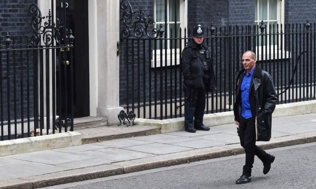 New Greek Finance Minister Yanis Varoufakis and why not?