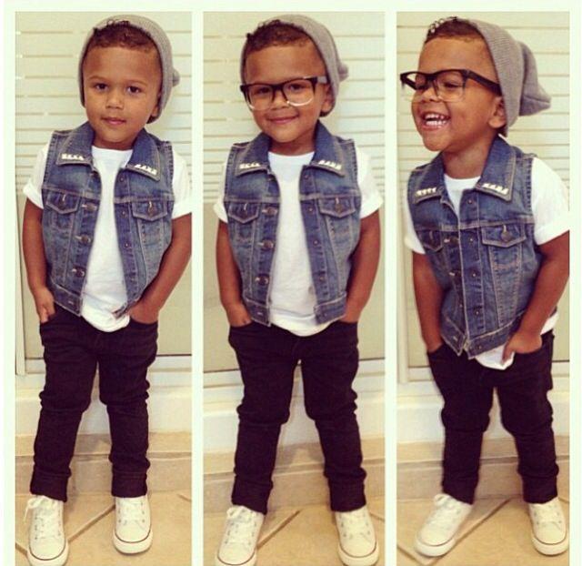 cool Those glasses... I die. So precious. Little boy fashion.  kids fashion and style...