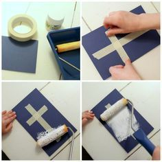 Itsenäisyyspäiväaskartelu / Suomen lippu