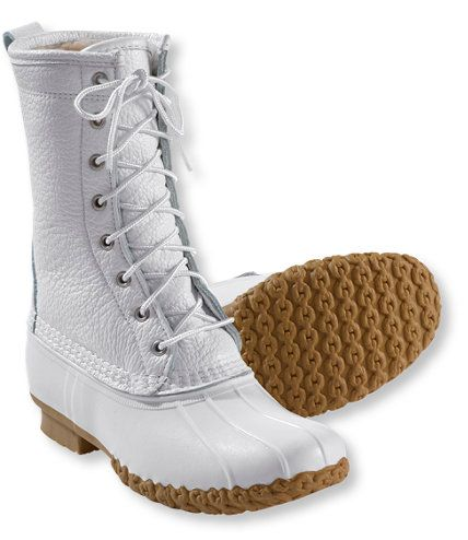 """Perfect Winter boots!!!!  Women's Bean Boots by L.L.Bean, 10"""" Shearling-Lined: Winter Boots   Free Shipping at L.L.Bean"""