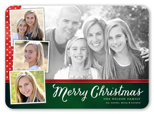 Holiday photo crads selol ink holiday photo crads m4hsunfo