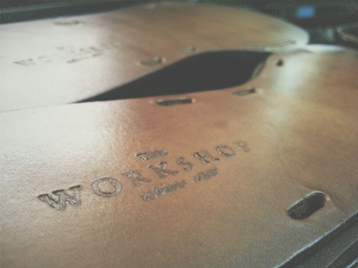 A tradition in craftsmanship since 1938..  www.theworkshopshoes.com