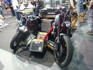 Metal motors
