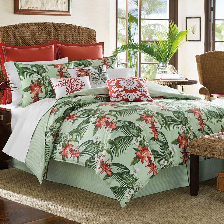 Bird Of Paradise Comforter Set Tommy Bahama Foto Bugil