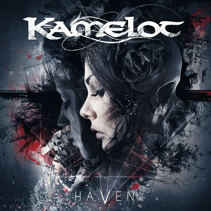 """KAMELOT Announce Release Date For New Album """"Haven"""": Artwork and Track Listing Revealed! 