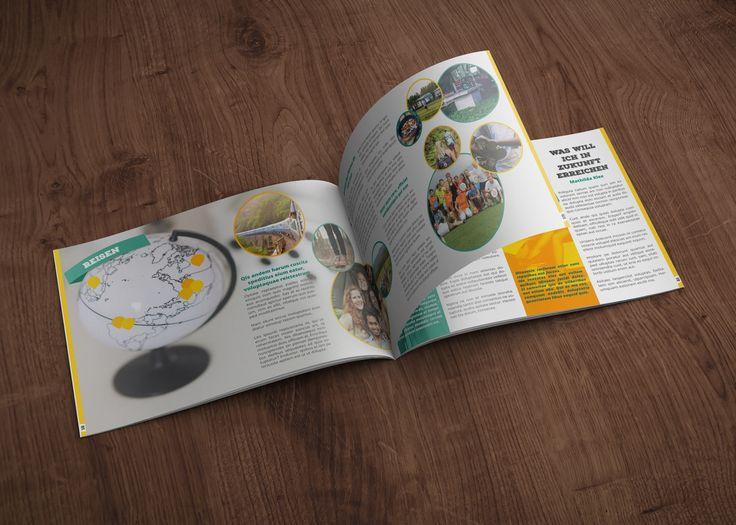 18 best design vorlagen fr zeitungen magazine und kataloge images vorlage fr abizeitung im hochformat din a4 ccuart Choice Image
