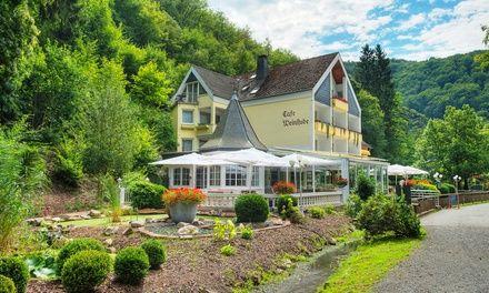 Séjour en Allemagne dans l'Eifel volcanique: #BADBERTRICH 125.00€ au lieu de 220.00€ (43% de réduction)