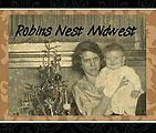 Robins Nest Midwest on Ruby Lane