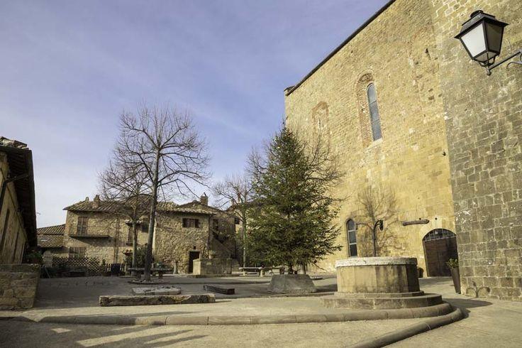 Monticchiello, Siena