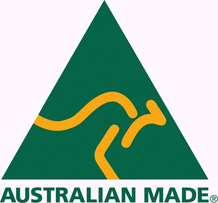 Australian Made - designed by Ken Cato.