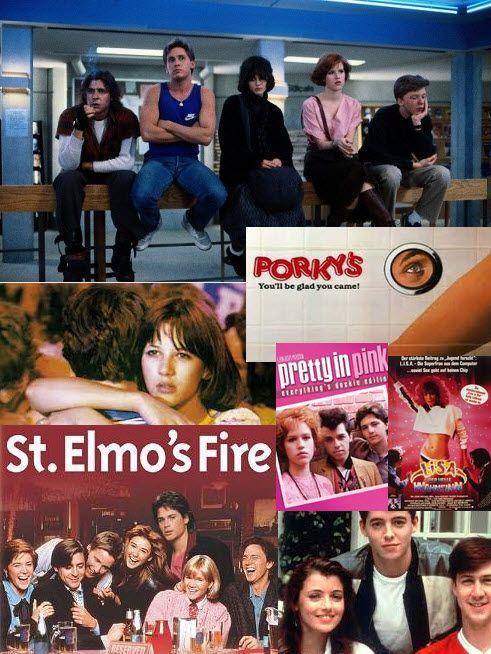 Die besten Teenager und Highschool Filme der 80er Jahre