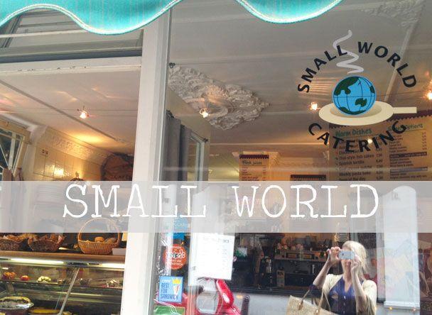 Food Hotspots Amsterdam | Small World | #amsterdam #tip #address #hotspot #shop #food #coeurblonde #smaalworld
