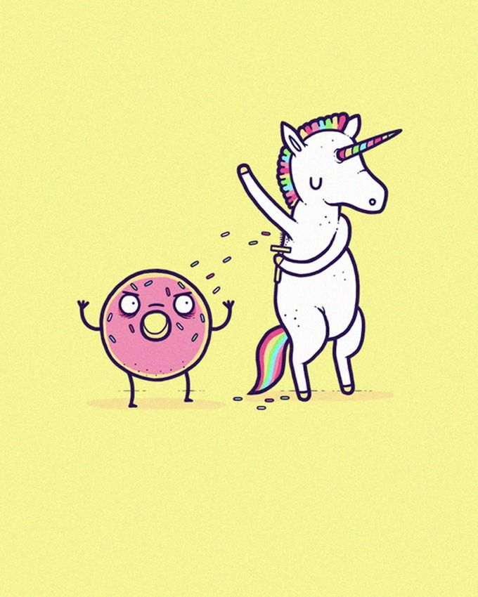 Where donut sprinkles come from.