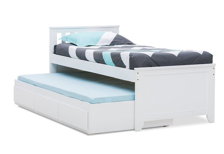 Captain Jack Single Trundle Bed | Super A-Mart