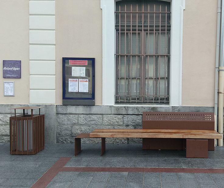 Super 43 best Mobilier urbain : bancs design / Street furniture  FT24