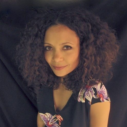 Actress Thandie Newton Talks About her Transition to Natural Hair