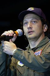 """10-09-13 Hollywood star Rob Schneider turns Republican, citing Democratic 'disaster' ~ Rob Schneider said he's been a lifelong Democrat but can't take it any longer. He's moved into the GOP camp and announced a switch to the Republican Party. """"The state of California is a mess, and the super majority of Democrats is not working. I've been a lifelong Democrat and I have to switch over because it no longer serves the people of this great state."""" He's fled California to avoid the hefty…"""