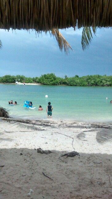 Playa San felipe, yucatan.... Descanso lejos de todo