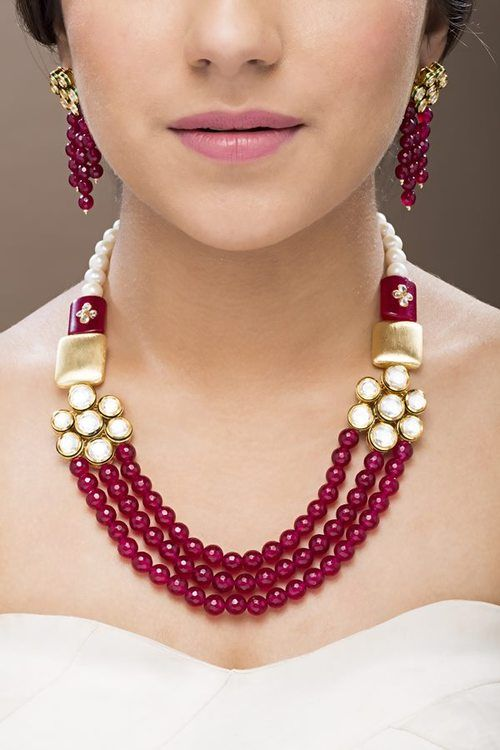 IT'S PG'LICIOUS #Traditional #Jewelry Of India