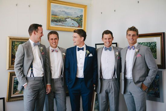 Fun Vintage Wedding By The Water