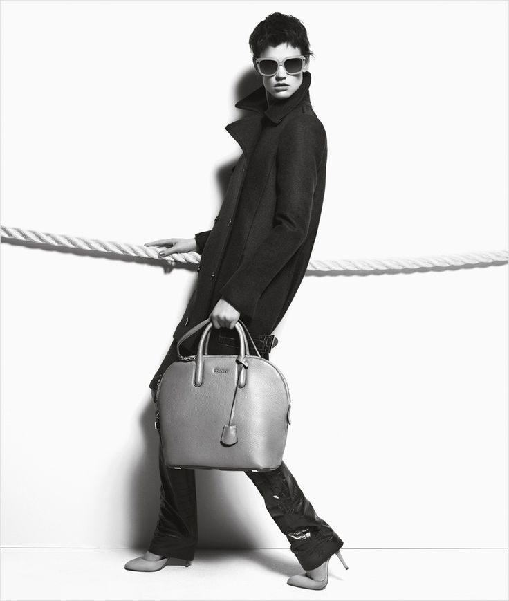 Max Mara Fall Winter 2012.13 Campaign by Mario Sorrenti