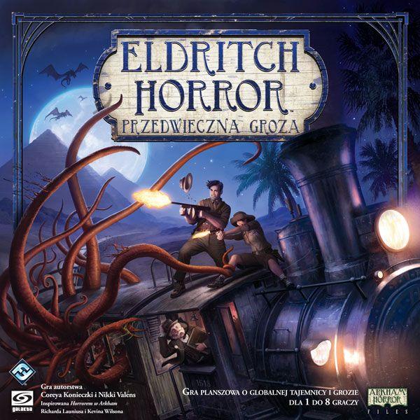 Eldritch Horror, Planszówka