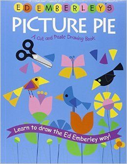 Ed Emberley's Picture Pie (Ed Emberley Drawing Books): Ed Emberley: 9780316789820: www.amazon.com/: Books