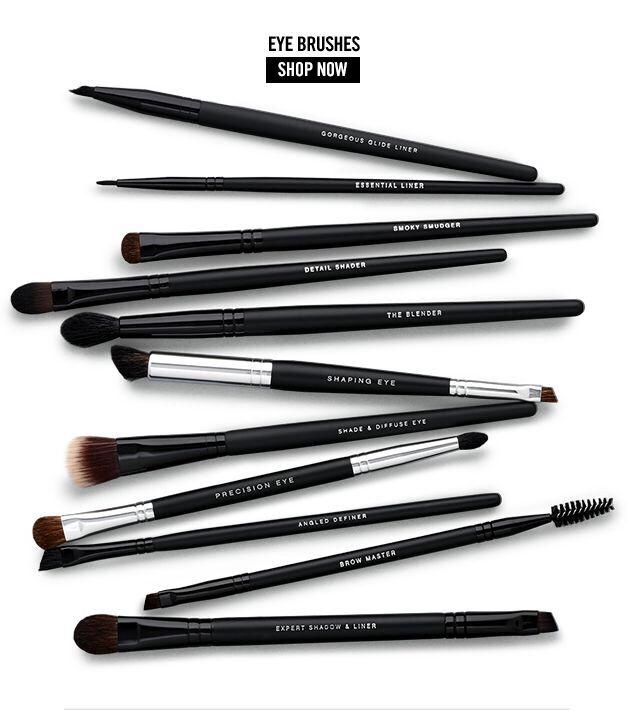 bareMinerals Eye Brushes