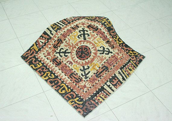 mosaic rug carpet. Stone mosaic Ethnic by LaTenagliaImpazzita