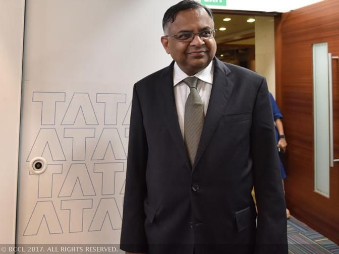 New Tata Sons chairman N Chandrasekaran almost took up farming
