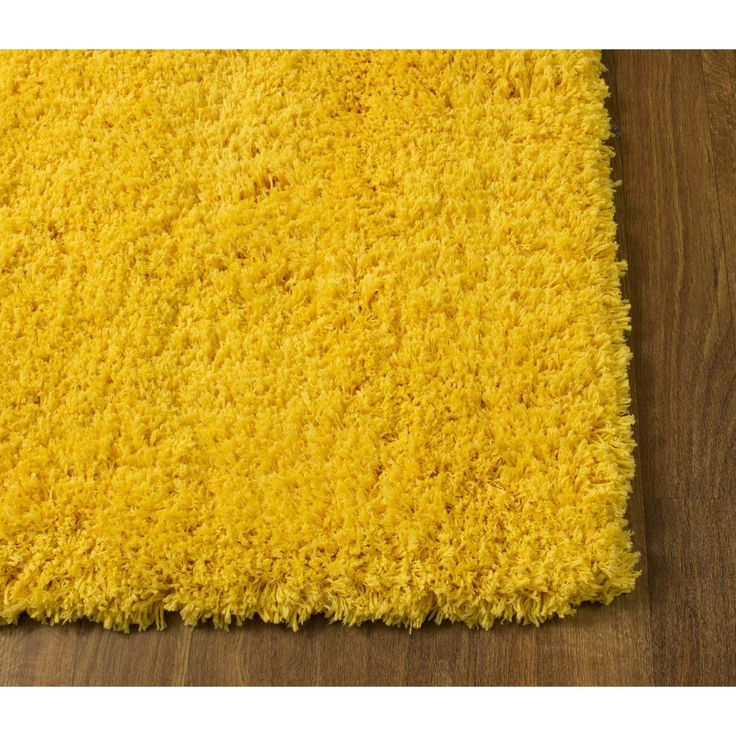 Shag Rug Light Yellow High Quality Carpet Polyester  #decor #decorating #rugs #interiorstyling #myhome #fab #classy #homedesign #instahome #dreamhome